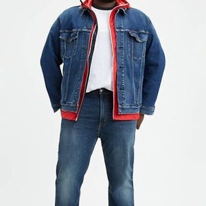 Men's Levis 502 Big and Tall